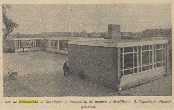 Nieuwsblad van het Noorden bericht van 20-09-1963