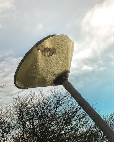 Meldstad straatverlichting