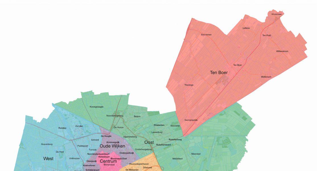 Wijkwethouder en Gebiedsteam Groningen Zuid